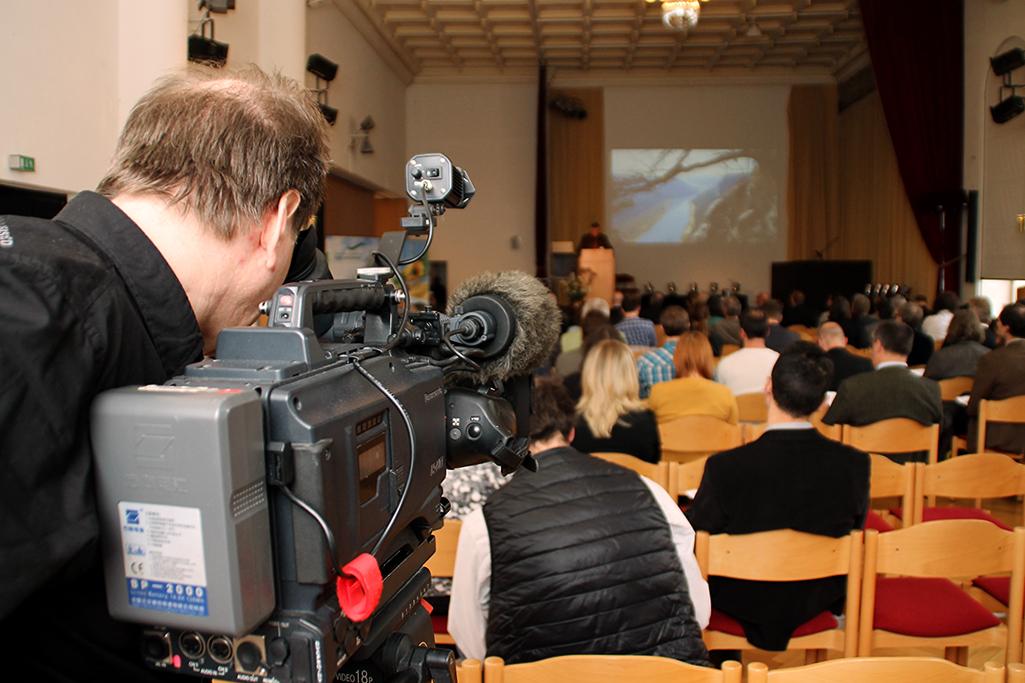 Eröffnung der 9. Annaberger Klimatage