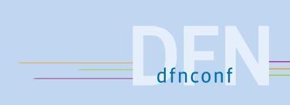 Neuer Videokonferenzdienst DFNconf