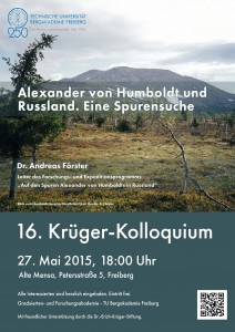16. Krüger-Kolloquium