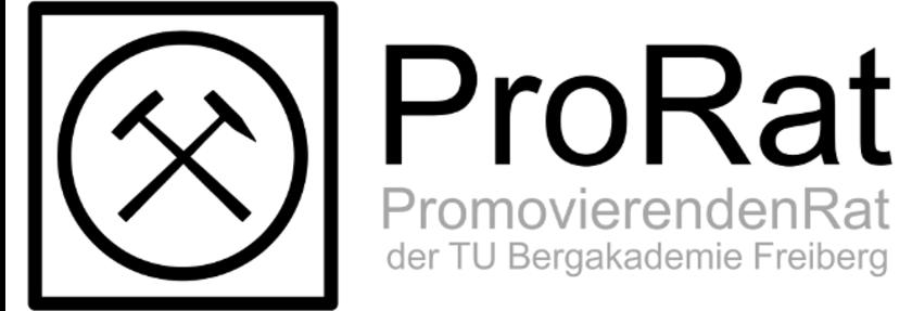 Information zur Wahl des neuen PromovierendenRats im Frühjahr/Sommer 2021 – Aufruf zur Einreichung von Kandidaturen