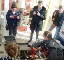 Kolloquium zu Gutbettwalzenmühlen am IAM