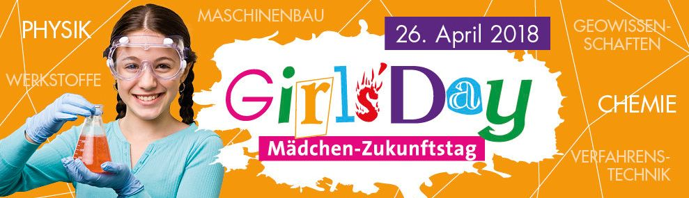 Logo zum Girls' Day