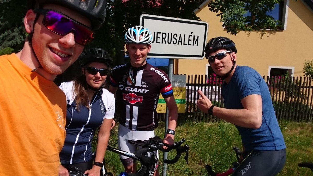 100 % Triathlongenuss in Příbram (Tschechien)