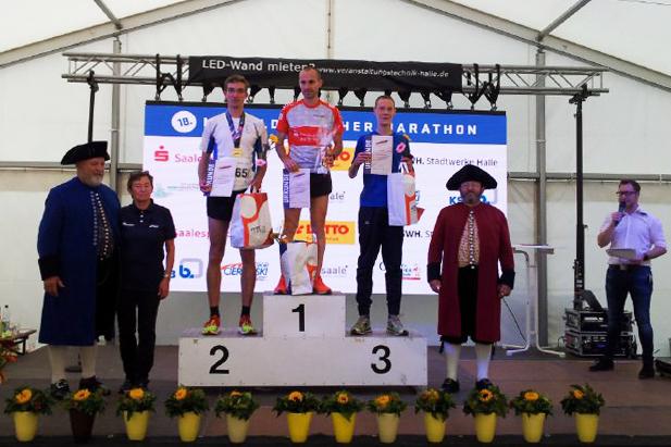 Doppel-Erfolg bei den Mitteldeutschen Hochschulmeisterschaften im Straßenlauf