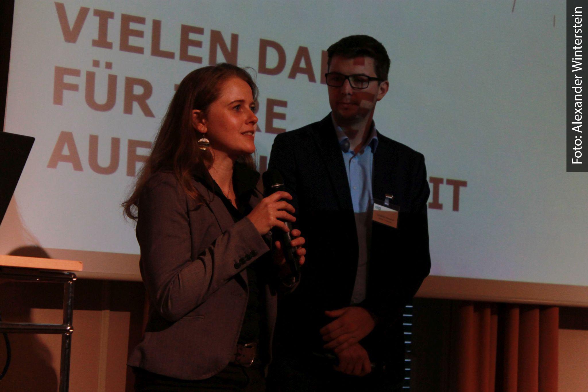 Aline Bergert, Sebastian Horlacher