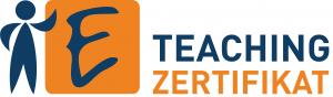 Logo E-Teaching-Zertifikat
