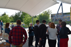 1st PhD Colloquium: Get-Together BBQ