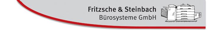 Logo Fritzsche & Steinbach - Bürosysteme