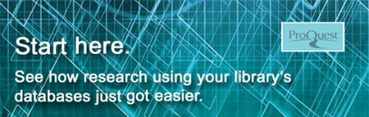 Bild: Datenbankschulung ProQuest