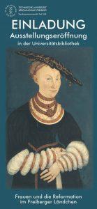 Bild: Lucas Cranach d.J. – Herzogin Katharina von Mecklenburg (Veste Coburg)