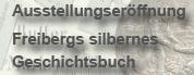 """Vortrag & Ausstellungseröffnung """"Freibergs silbernes Geschichtsbuch"""""""