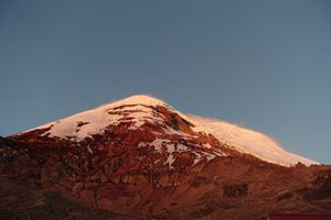 Bild: Chimborazo (Quelle: B. Wagenbreth)