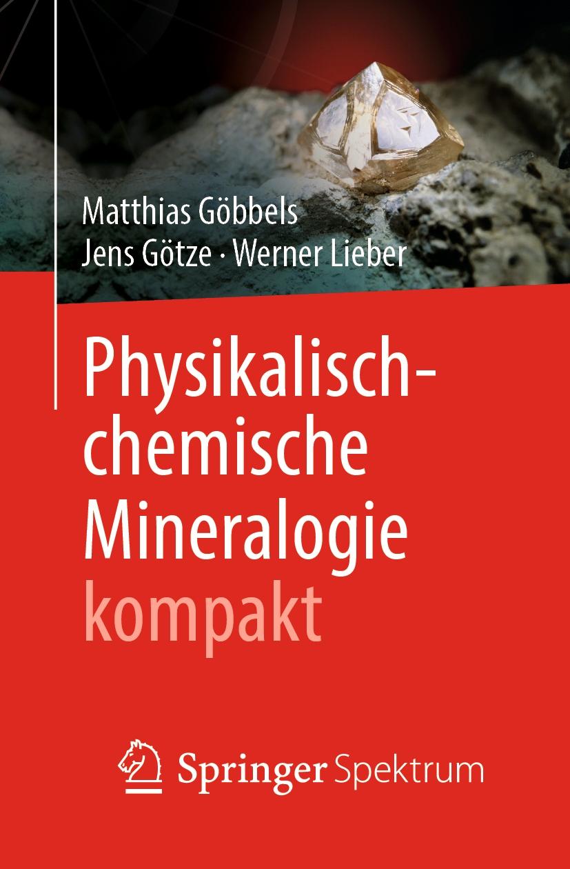 Neues Lehrbuch für Mineralogie, Kristallographie & Werkstoffkunde