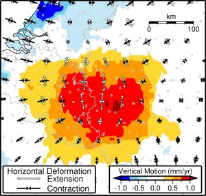 Eifel & Vogtland: zukünftiger Vulkanismus?