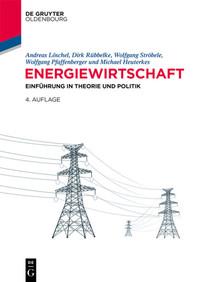 Neue Veröffentlichung: Energiewirtschaft