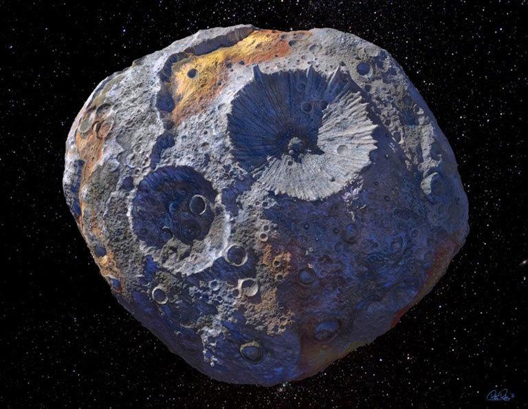 10,000,000,000,000,000,000 US-Dollar: NASAs Hubble Teleskop identifiziert wertvollen Asteroiden aus Eisen und Nickel