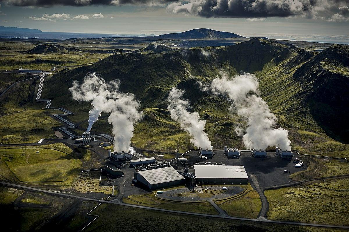Mit Abraum und Basalt zu negativen CO2 Emissionen: Carbon Capture and Storage (CCS) in Island via Mineralneubildung im Basalt (und in Abraumhalden)