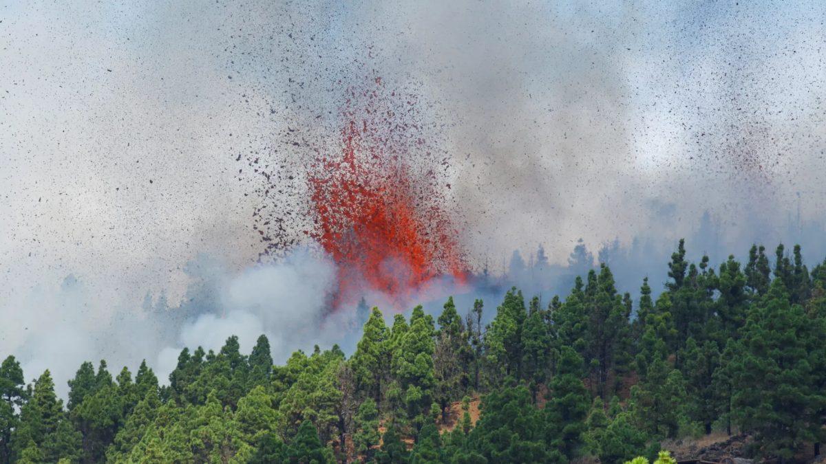 Geohazards: Vulkanausbruch auf La Palma