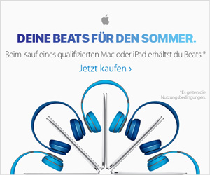 Logo Apple On Campus: Summer Beats 2016